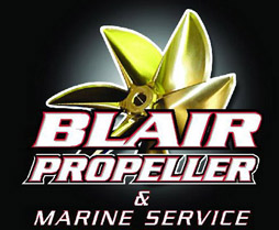 Blair Propeller Bobby Soles Propeller Marine Service Stuart Florida, Treasure Coast propeller repair, reconditioning, dynamic balancing, outboard hub replacement, rudder repair